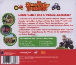 Kleiner Roter Traktor 2 Audio:Lichterketten und 5