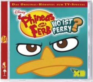 Phineas & Ferb TV Serie Folge 6