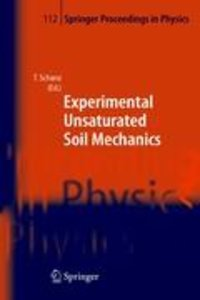 Experimental Unsaturated Soil Mechanics