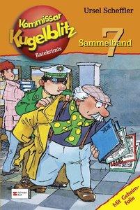 Kommissar Kugelblitz. Sammelband 07