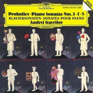 Klaviersonaten 3,7 & 8