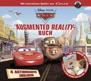 Disney Cars. Augmented Reality-Buch