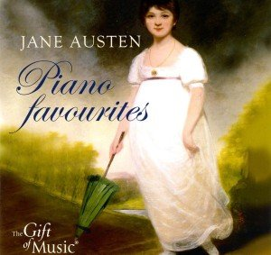 Jane Austen Piano Favourites