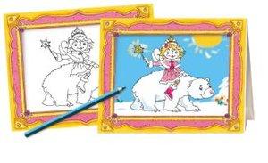 Prinzessin Lillifee Adventskalender Malspaß