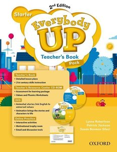 Everybody Up: Starter Level. Teacher\'s Book Pack with DVD, Onli