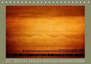 Hultsch, H: Landschaftsimpressionen (Tischkalender 2015 DIN