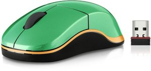 Speedlink SL-6152-WERD SNAPPY Wireless Mouse - Nano USB, Werder