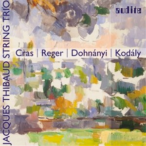 Cras-Reger-Dohnanyi-Kodaly