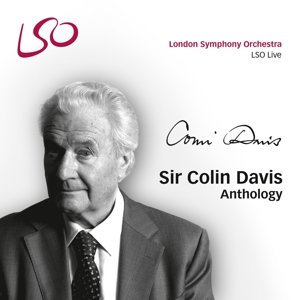 Sir Colin Davis Anthology (8 SACD,4 CD,Bonus DVD