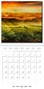 In between times - between day and night (Wall Calendar 2015 300
