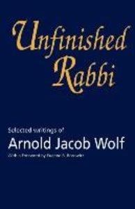 Unfinished Rabbi
