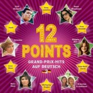 12 Points-Grand-Prix-Hits Auf Deutsch,Vol.2
