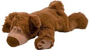 Wärmetier Sleepy Bear braun