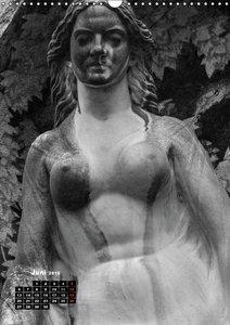 Eros und Verlangen in der Grabplastik (Wandkalender 2016 DIN A3