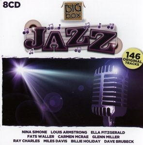 Jazz-Big Box-146 Original Tracks