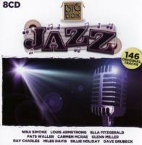 Jazz-Big Box-146 Original Tracks