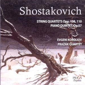Streichquartette op.108 & 110