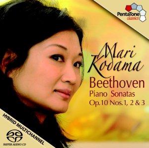 Klaviersonaten op.10 1-3