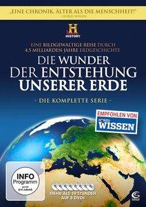 Die Wunder der Entstehung unserer Erde