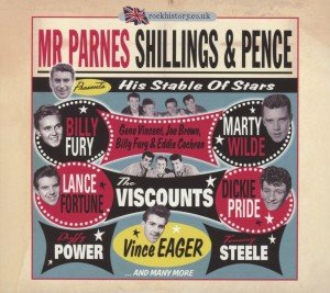 Mr.Parnes Shillings & Pence