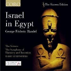 Israel in Egypt HWV 54