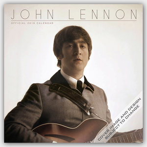 John Lennon 2016 - 18-Monatskalender