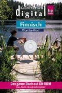 Finnisch Wort für Wort. Kauderwelsch digital. CD-ROM. ab Win 98S