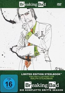Breaking Bad Season 3-limitiertes Steelbook