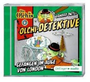 Olchi-Detektive 6. Gefangen im Auge von London(CD)