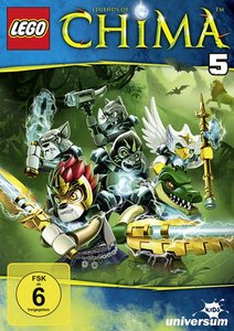 LEGO - Legends of Chima 5 (DVD)