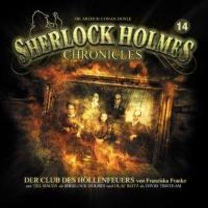 Sherlock Holmes Chronicles 14