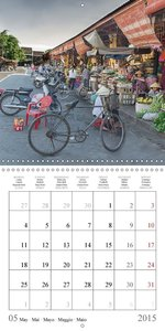 VIETNAM IN FOCUS (Wall Calendar 2015 300 × 300 mm Square)