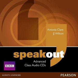Speakout Advanced. Class Audio CDs