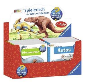 "Verkaufs-Kassette ""Ravensburger Minis 76 - Wieso? Weshalb? Warum"