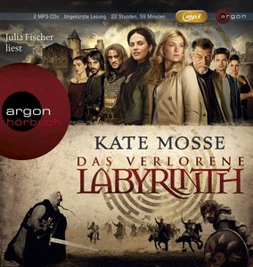 Das Verlorene Labyrinth-Das Hörbuch z.TV-Film