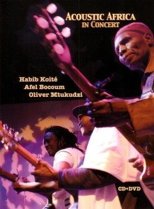 Acoustic Africa In Concert (+DVD)