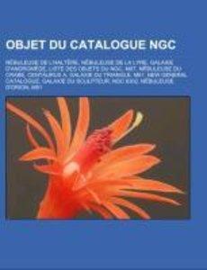 Objet du catalogue NGC