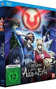 Code Geass - OVA 3+4 Akito the Exiled - Blu-ray