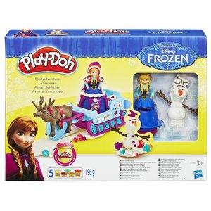 Play-Doh Die Eiskönigin - Annas Schlitten