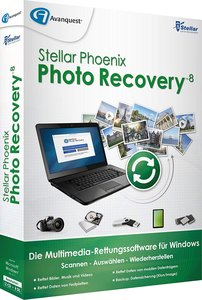 Photo Recovery 8. Für Windows Vista/7/8/10