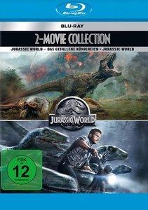 Jurassic World: 2 Movie Collection, 2 Blu-ray