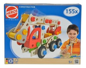 HEROS Constructor, Feuerwehrauto