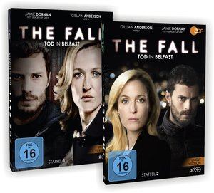 The Fall - Tod in Belfast Teil 1 & 2