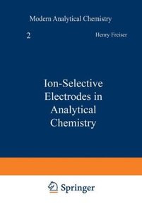 Ion-Selective Electrodes in Analytical Chemistry