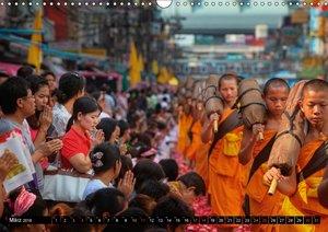 Buddhistische Mönche - das Leben für Buddha