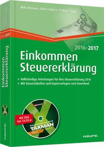 Einkommensteuererklärung plus CD