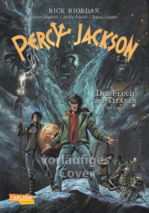 Percy Jackson (Comic), Band 3: Der Fluch des Titanen