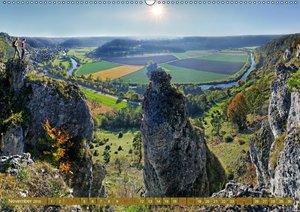 Landschaften im Altmühltal (Wandkalender 2018 DIN A2 quer)