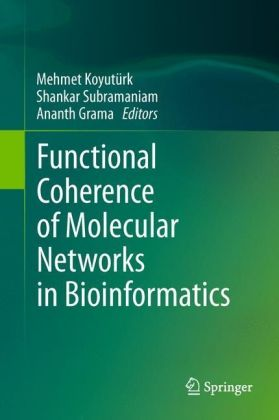 Functional Coherence of Molecular Networks in Bioinformatics - zum Schließen ins Bild klicken