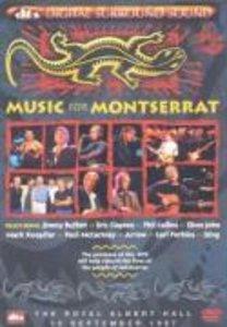 Music For Montserrat (DTS-Edition)